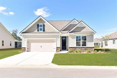 Single Family Home For Sale: 234 Lombards Mill Lane