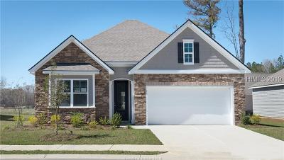 Bluffton, Okatie Single Family Home For Sale: 53 Sifted Grain Road