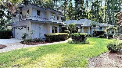 Hilton Head Island Single Family Home For Sale: 2 Hermit Crab Court