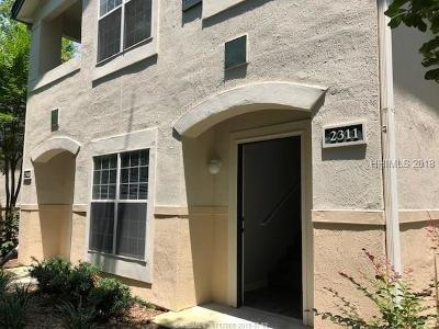 Bluffton, Okatie Condo/Townhouse For Sale: 897 Fording Island Road #2311