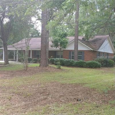 Single Family Home For Sale: 2504 Grays Highway