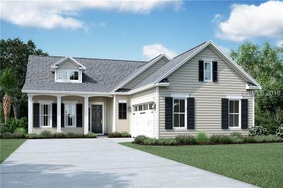 Bluffton SC Single Family Home For Sale: $460,990
