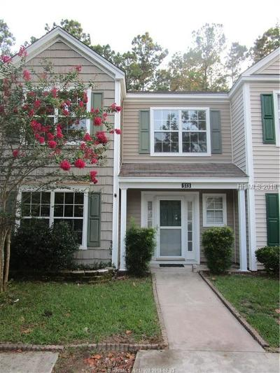 Bluffton SC Single Family Home For Sale: $172,900