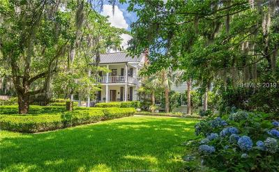 Beaufort Single Family Home For Sale: 503 Washington Street