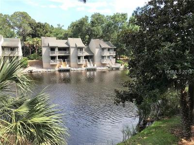 Hilton Head Island Condo/Townhouse For Sale: 5 Haul Away #6