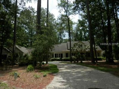 Okatie Single Family Home For Sale: 35 Osprey Circle