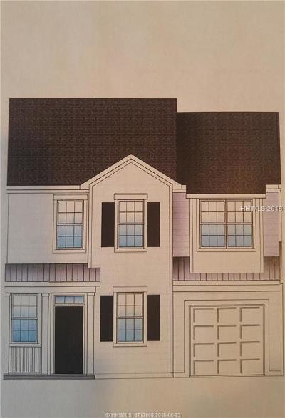Bluffton Single Family Home For Sale: 4 Buckhorn Street