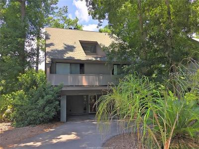 Beaufort County Single Family Home For Sale: 3 Night Heron Lakeside