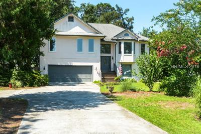Beaufort Single Family Home For Sale: 1804 Dolphin Row Drive
