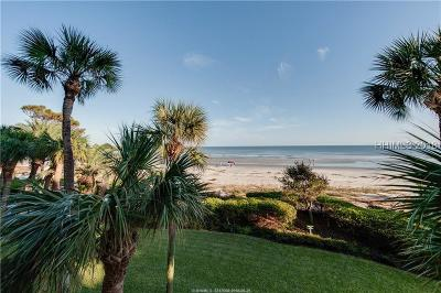 Hilton Head Island Condo/Townhouse For Sale: 1 Beach Lagoon #202