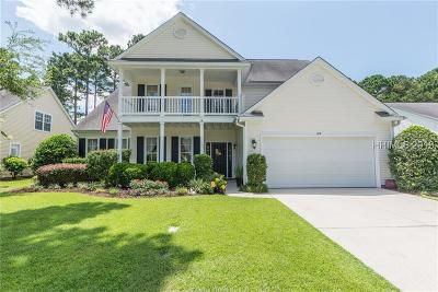 Bluffton, Okatie Single Family Home For Sale: 124 Pinecrest Drive