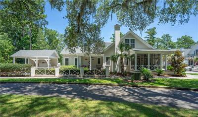 Beaufort Single Family Home For Sale: 8 Canton Row