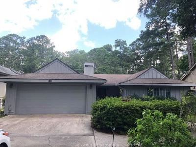 Beaufort County Single Family Home For Sale: 36 Wood Duck Road