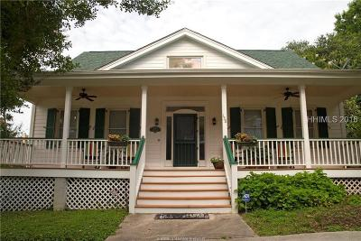Beaufort Single Family Home For Sale: 138 Prescott Drive
