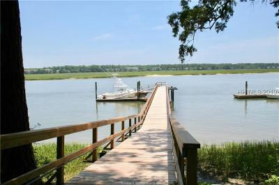 Hilton Head Island Residential Lots & Land For Sale: 58 Brams Point Road