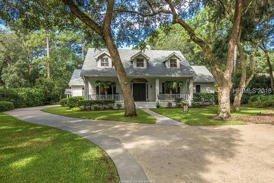 Beaufort County Single Family Home For Sale: 6 Cusabo Place