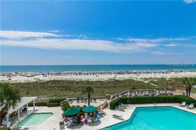 Hilton Head Island Condo/Townhouse For Sale: 10 N Forest Beach Drive #3302