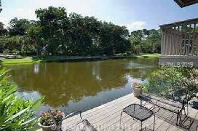 Hilton Head Island Condo/Townhouse For Sale: 25 Mooring Buoy #806