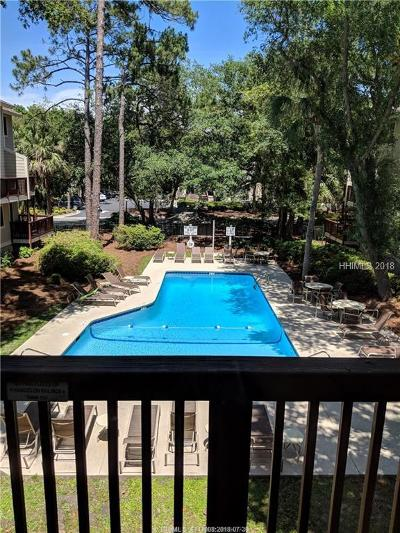 Hilton Head Island Condo/Townhouse For Sale: 1 Tanglewood Drive #304