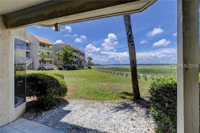 Hilton Head Island Condo/Townhouse For Sale: 5 Newport Drive #2104