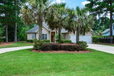 Bluffton Single Family Home For Sale: 19 Ferebee Court