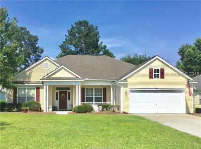 Bluffton, Okatie Single Family Home For Sale: 46 Stratford Drive