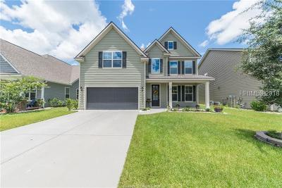 Bluffton, Okatie Single Family Home For Sale: 1971 Blakers Boulevard