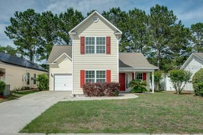 Bluffton, Okatie Single Family Home For Sale: 63 W Morningside Drive