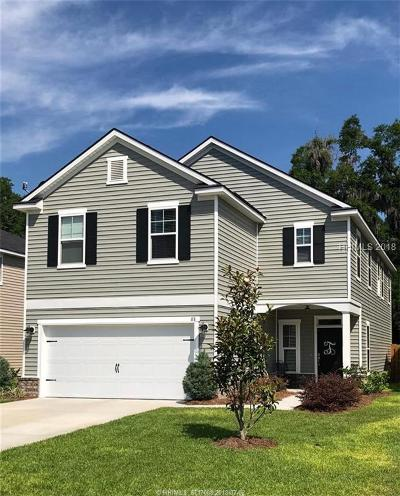 Bluffton, Okatie Single Family Home For Sale: 88 Sago Palm Drive