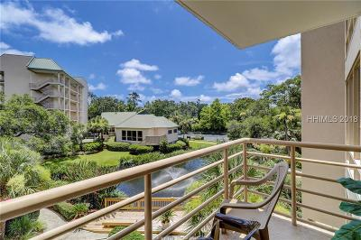 Hilton Head Island Condo/Townhouse For Sale: 1 Ocean Lane #2214