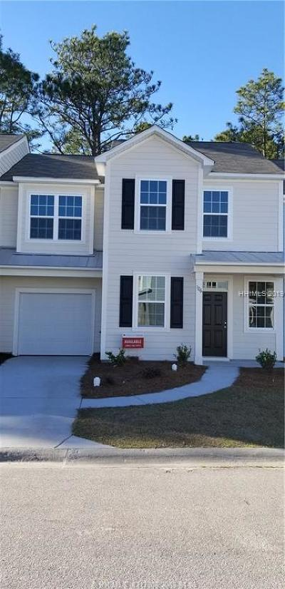 Bluffton Single Family Home For Sale: 126 Plumgrass Street