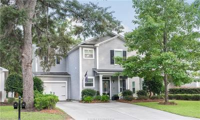 Bluffton, Okatie Single Family Home For Sale: 19 Isle Of Palms W