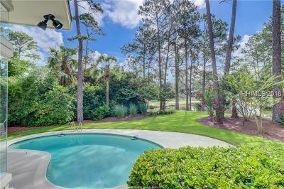 Hilton Head Island Single Family Home For Sale: 8 Rosebank Lane