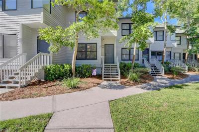 Hilton Head Island Condo/Townhouse For Sale: 137 Cordillo Parkway #7017