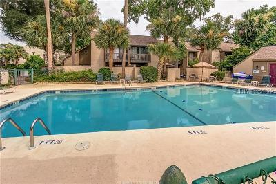 Hilton Head Island Condo/Townhouse For Sale: 11 Tanglewood Drive #31