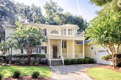 Daufuskie Island Single Family Home For Sale: 15 Lighthouse Court