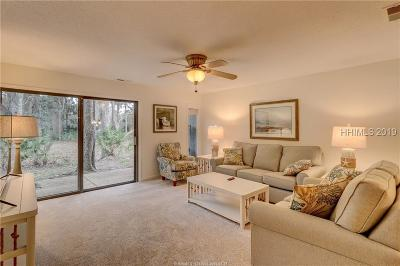 Hilton Head Island Condo/Townhouse For Sale: 16 Sailmaster Common #16