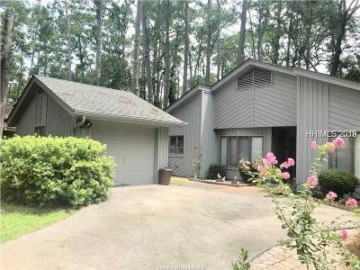 Hilton Head Island, Bluffton Single Family Home For Sale: 12 Columbine Lane