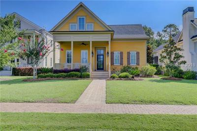 Bluffton Single Family Home For Sale: 91 Great Heron Way