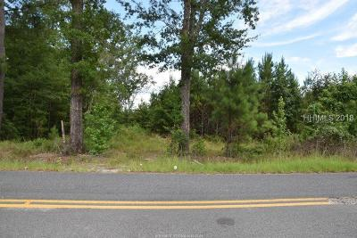 Hardeeville Residential Lots & Land For Sale: 00 Old Charleston Rd
