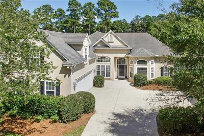 Bluffton Single Family Home For Sale: 56 Crossings Blvd