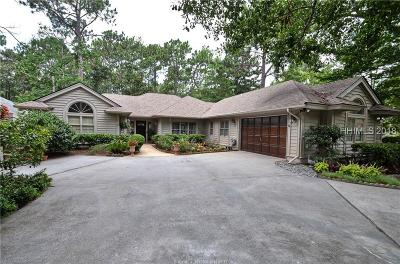 Hilton Head Island Single Family Home For Sale: 2 Sentry Oak Ln