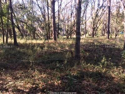 Hilton Head Island Residential Lots & Land For Sale: 161 Dillon Road