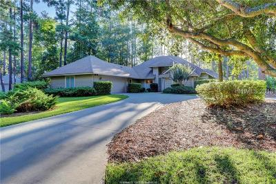 Hilton Head Island Single Family Home For Sale: 3 Royal Fortune Court