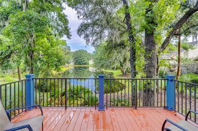 Hilton Head Island Single Family Home For Sale: 33 Shell Ring Road
