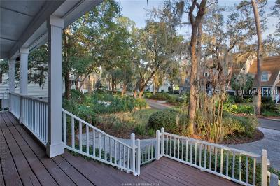 Daufuskie Island Condo/Townhouse For Sale: 34 Plantation Homes Drive #34