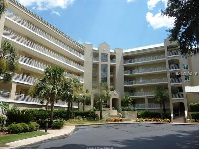 Beaufort County Condo/Townhouse For Sale: 65 Ocean Lane #409