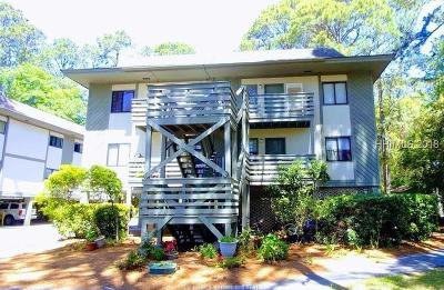 Hilton Head Island Condo/Townhouse For Sale: 104 Cordillo Parkway #F3