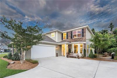 Bluffton Single Family Home For Sale: 18 Royal Holly Ct