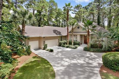 Hilton Head Island Single Family Home For Sale: 12 Oyster Reef Drive